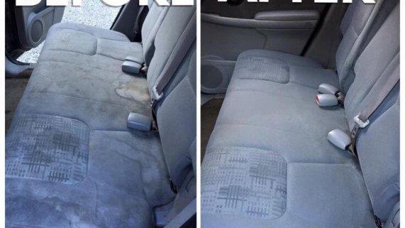 Как да почистим детските столчета за кола