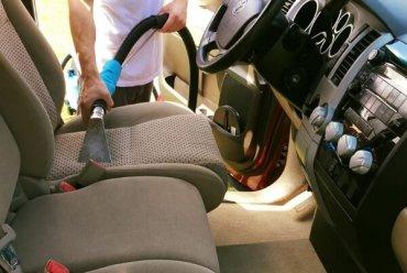 Пране на салон и тапицерия на седалки на кола за град Варна и Добрич