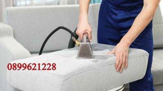 Почистване и пране на петна от диван за Варна и Добрич