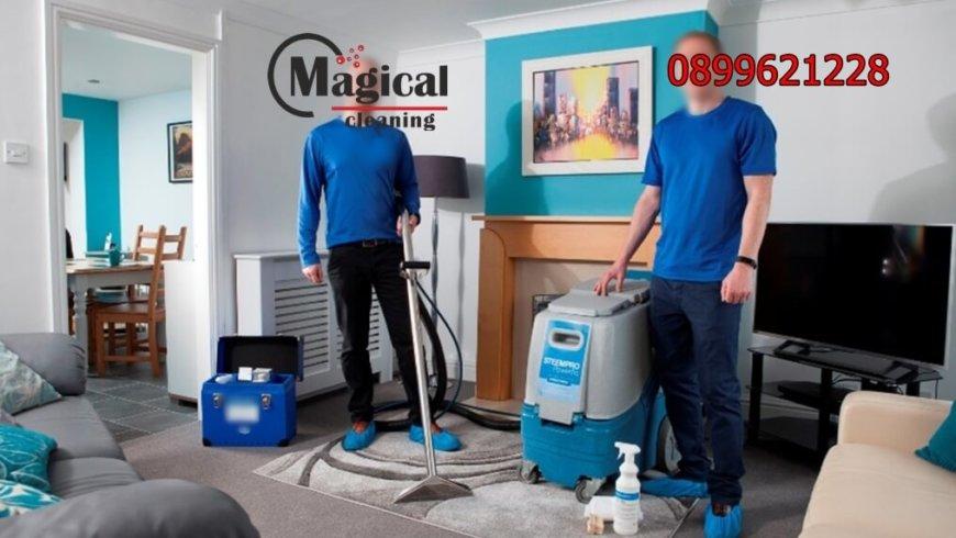 Фирма за професионално пране на мокет и килими