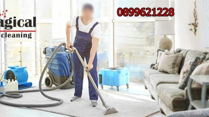 Фирма за пране на килими на място за град Варна и Добрич